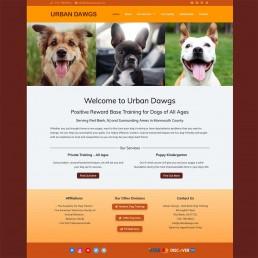 Urbandawgs Website